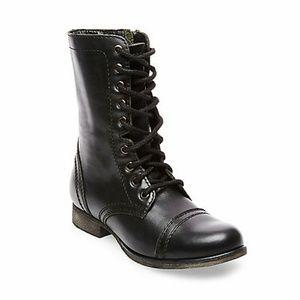 Steve Madden boots TROOPA black size 9.5